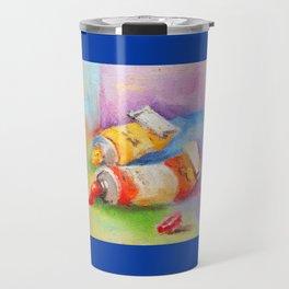 Bold Colors Travel Mug