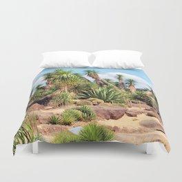 Arid Zone Duvet Cover