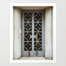 Lisboa Art Deco #01 Art Print