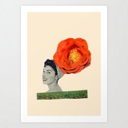 clarice Art Print