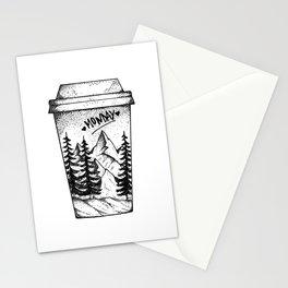 Monday Mood Stationery Cards