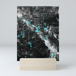 Tokyo City VI Mini Art Print