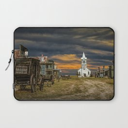 Western 1880 Town Laptop Sleeve