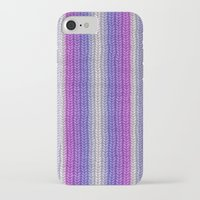 knitting iPhone & iPod Cases featuring grannys knitting  by MehrFarbeimLeben
