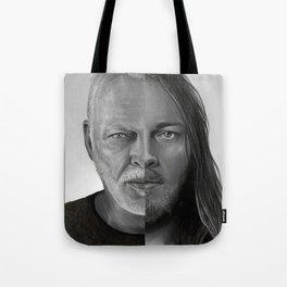 David Gilmour Tote Bag
