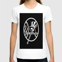 yankees T-shirts featuring NY YANKEES by I Love Decor