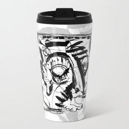 Shelter - b&w Travel Mug