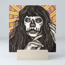 Satanic Panic Mini Art Print