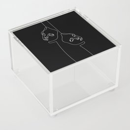 Two faced Acrylic Box