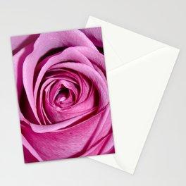 Lovely Rose - pink Stationery Cards