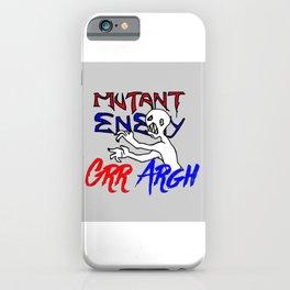 Grr Argh iPhone Case
