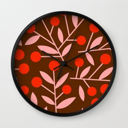 Cherry Blossom_002 Wall Clock