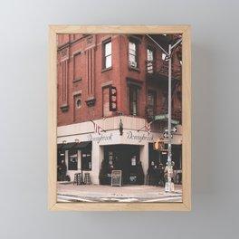 Donnybrook Framed Mini Art Print