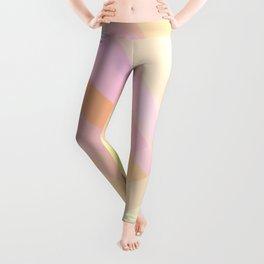 Abstract Geometric Shape Leggings