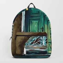 Ancient Door Backpack