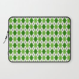 Happy St. Patrick's Day Pattern | Ireland Luck Laptop Sleeve
