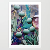 pills Art Prints featuring Pills by John Turck