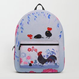 The Year of the Rooster Backpack