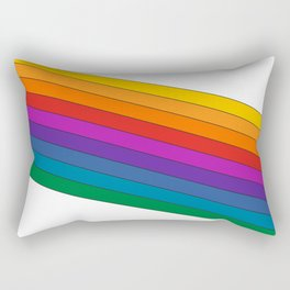 Dream Machine Stripes Rectangular Pillow
