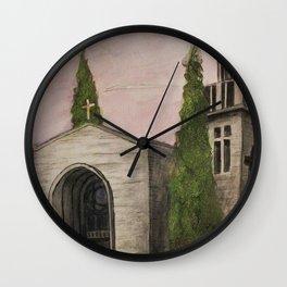 Inland Empire Drawing Wall Clock
