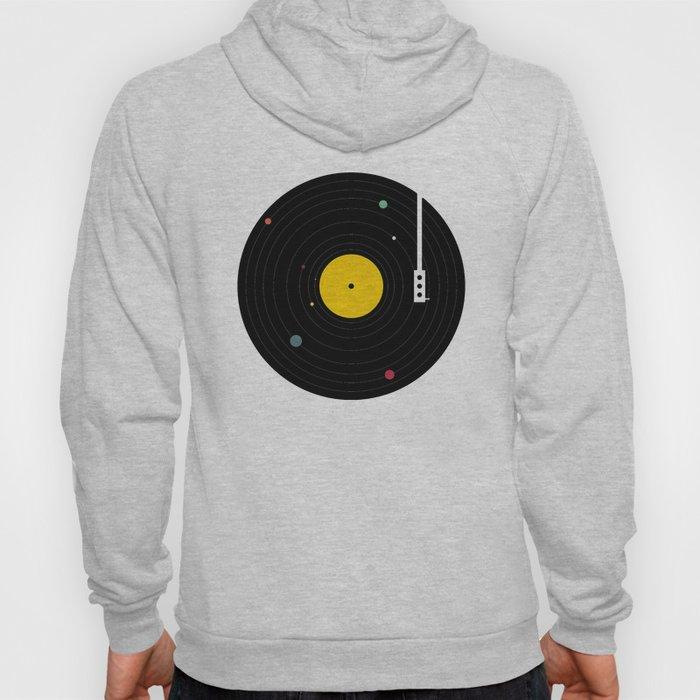 Music, Everywhere Hoodie