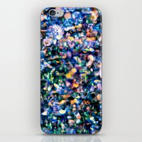 sparkle iPhone & iPod Skins featuring Sparkle by Stephen Linhart