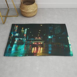 Tokyo Nights / Kiss Land II / Blade Runner Vibes  / Liam Wong Rug