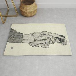 Egon Schiele  -  Zeichnungen II Rug