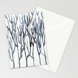 Bifurcaria bifurcata Stationery Cards
