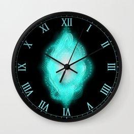 Final Fantasy Crystal Wall Clock