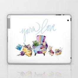 Yarn Love Laptop & iPad Skin