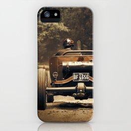 Hot Rod Racing iPhone Case