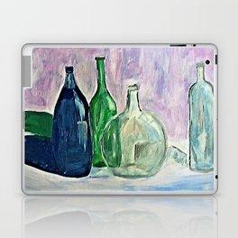 colorful bottles Laptop & iPad Skin