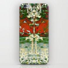 Blooming Ballet iPhone & iPod Skin