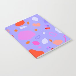 Sweet Terrazzo Cherries Notebook