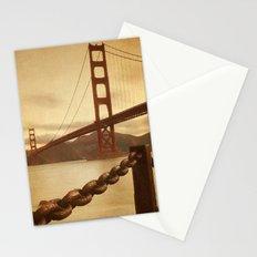 Vintage Golden Gate Stationery Cards