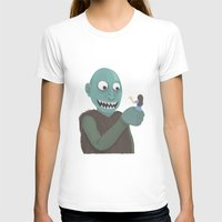 eat T-shirts featuring eat by yogiobluda
