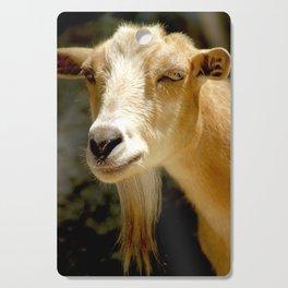 Billy Goat Cutting Board