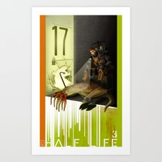 The One Free Man Art Print