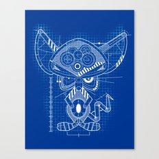 Weapons of Mouse Destruction Canvas Print
