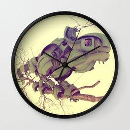 CYBORG CAMALEON Wall Clock