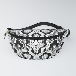 Snake skin scales texture Fanny Pack