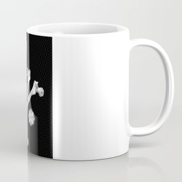 Silver Fox Geometric Coffee Mug