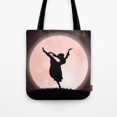 Moon Dancer Tote Bag