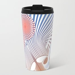 Distort Travel Mug