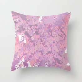 Think Pink! Throw Pillow