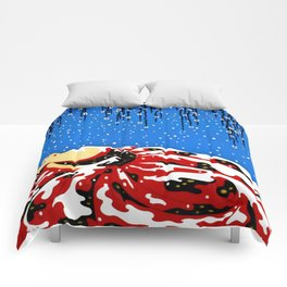 "Art Deco Design ""Beautiful Dreamer"" Comforters"