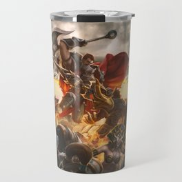 Noxian-Demacian war Travel Mug