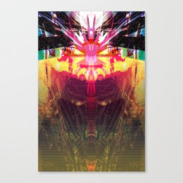 Faith (The Proliferation of the Sacred Machines) Canvas Print