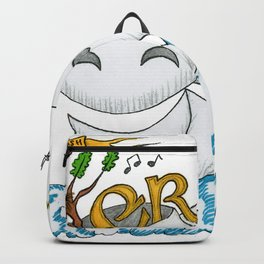 Monty Python, Full Size Backpack